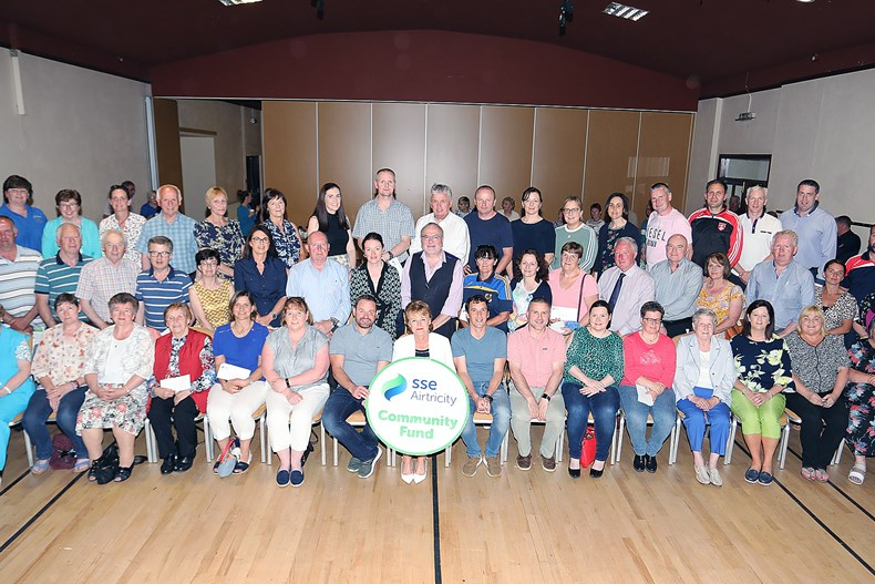 Cavan Monaghan Large Group